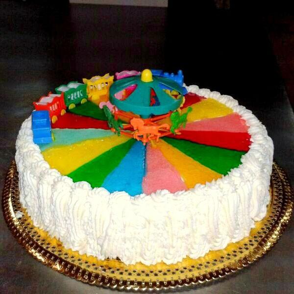 tarta infantil